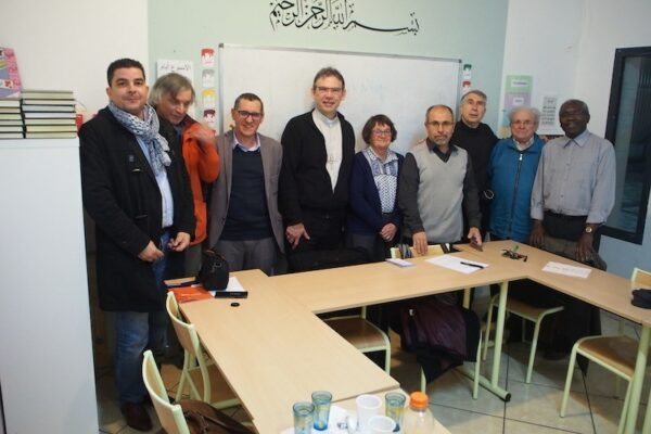 AGIRE-NFC : conférence de presse interreligieuse, visite Mgr Paul Desfarges